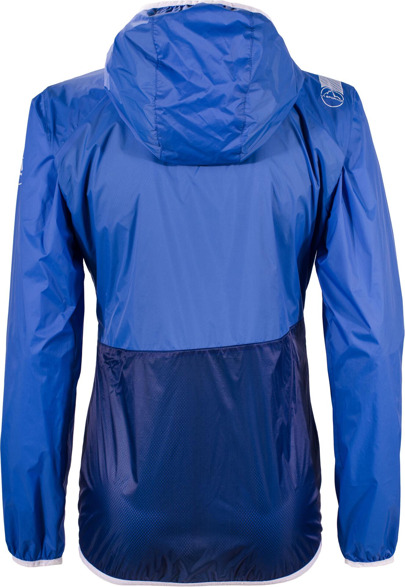 La Sportiva Creek Jas Dames, cobalt bluemarine blue